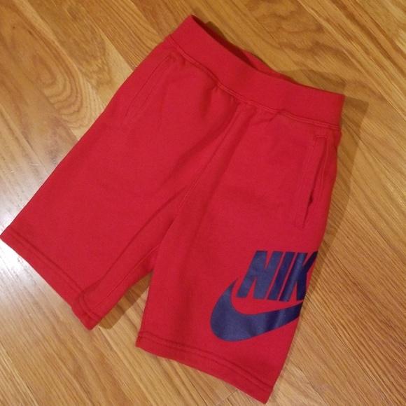a10e9cd76d Nike Cotton Shorts, boys sz 6. M_5b78c852d6dc52d13700d91d